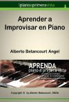 Aprendiendo a Improvisar en Piano