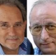 Santiago Villamayor y Jose Maria Vigil