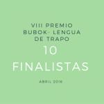 VIII Premio Bubok : ¡tenemos finalistas!