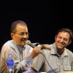 Raúl Silanes presenta Envidia el viento a los difuntos en la Nave Cultural
