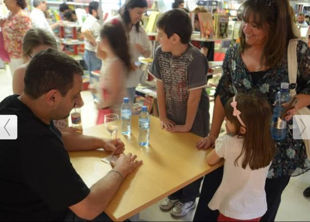 Feria del Libro de Mendoza-Bubok