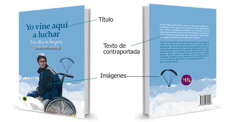 Esquema libro 1- diseñar una portada