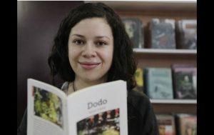 Karen Villeda -Poetas mexicanas