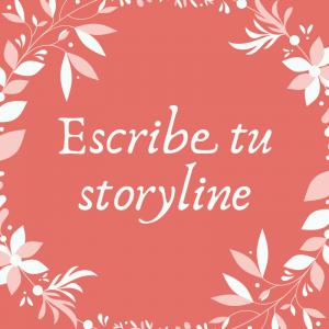 Escribir un storyline- Bubok