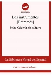 Los instrumentos [Entremés]
