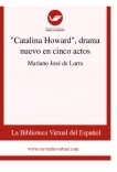 """Catalina Howard"", drama nuevo en cinco actos"