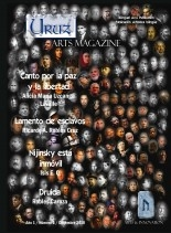 Libro Uruz Arts Magazine No. 1, autor Uruz Arts and Innovation