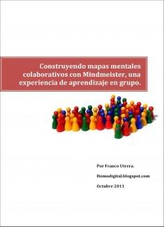 Construyendo mapas mentales colaborativos con Mindmeister, una experiencia de aprendizaje en grupo.