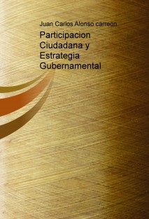 Participacion Ciudadana y Estrategia Gubernamental
