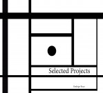 Libro SELECTED PROJECTS, autor rodrigoroya