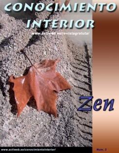 """ZEN. REVISTA DIGITAL GRATUITA """"CONOCIMIENTO INTERIOR"""""""