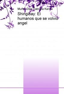 Shingibay: El humano que se volvió angel
