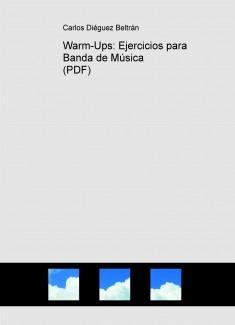 Warm-Ups: Ejercicios para Banda de Música (PDF)