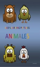 Libro EASY LEARNING PICTURES. ANIMALES., autor JOSÉ REMIGIO GOMIS FUENTES