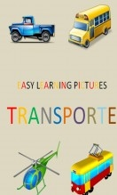 Libro EASY LEARNING PICTURES.TRANSPORTE., autor JOSÉ REMIGIO GOMIS FUENTES