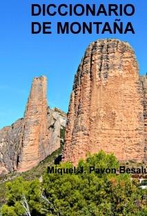Diccionario de montaña