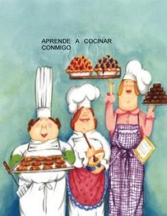 Aprende a cocinar conmigo rosarito bubok - Aprender a cocinar ...