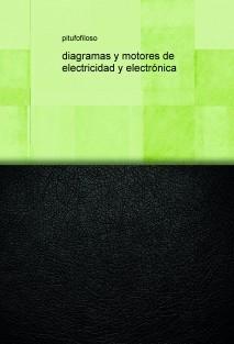 diagramas y motores de electricidad y electrónica