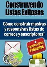 Email Marketing - Construyendo Listas Exitosas