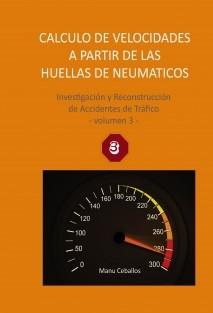 CALCULO DE VELOCIDADES A PARTIR DE LAS HUELLAS DE NEUMATICOS