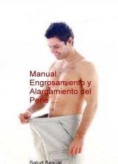 Manual engrosamiento y alargamiento del pene .