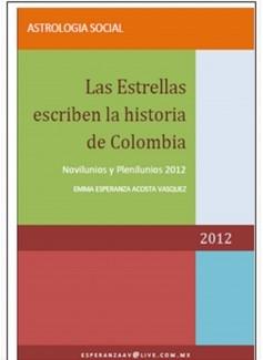 LAS ESTRELLAS ESCRIBEN LA HISTORIA DE COLOMBIA 2012