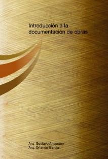 Introducción a la documentación de obras