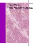 106 recetas esenciales