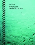 TRABAJO DE GRADUACION 2012