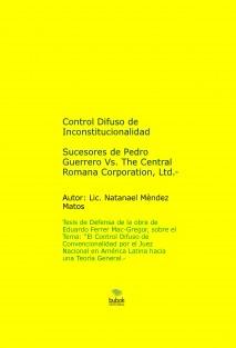 Sucesores de Pedro Guerrero Vs. The Central Romana Corporation, LTD.-