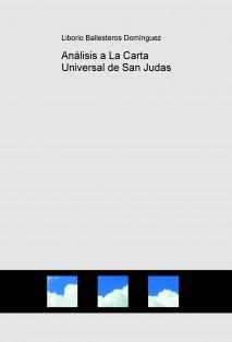 Análisis a La Carta Universal de San Judas