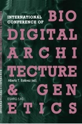 Libro International Conference Of Biodigital Architecture & Genetics, autor biodigital