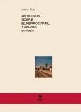 ARTICULOS SOBRE EL FERROCARRIL 1999-2009 en Aragón