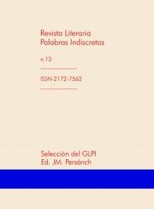 Revista Literaria Palabras Indiscretas n.13
