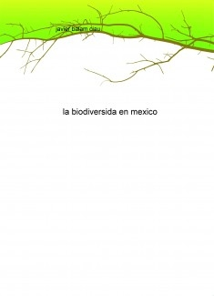 la biodiversida en mexico