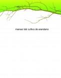 manaul del cultivo de arandano