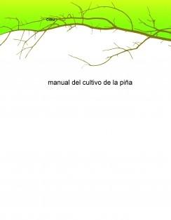 manual del cultivo de la piña