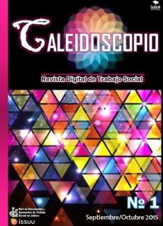 Revista Digital de Trabajo Social Caleidoscopio #1