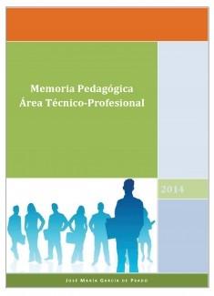 Memoria Pedagógica Técnico-Profesional