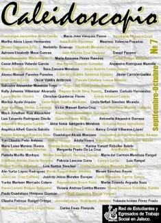 Revista Digital de Trabajo Social Caleidoscopio #7