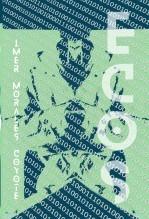 Libro Ecos, autor Imer Morales Coyote