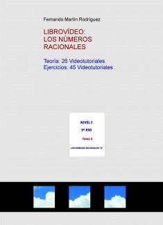 VÍDEOLIBRO: Los Números Racionales