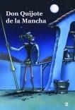 Don Quijote de la Mancha - Volumen 2- Cómic basado en la serie de dibujos animados para TV