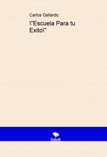 """""""Escuela Para tu Exito"""""""