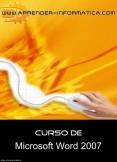 Curso de Word 2007