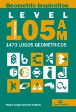 Libro LEVEL 105 AM Volumen 1. Geometric Inspiration - Inspiración Geométrica, autor MASANSER