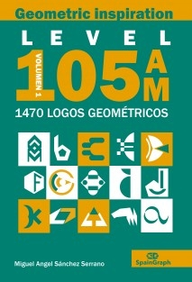 LEVEL 105 AM Volumen 1. Geometric Inspiration - Inspiración Geométrica