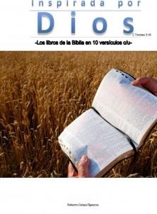 INSPIRADA POR DIOS -Los libros de la Biblia en 10 versículos c/u-