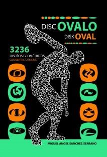 Disc OVALO - Disk OVAL 3236 DISEÑOS GEOMÉTRICOS- GEOMETRIC DESIGNS