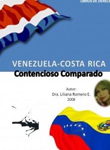 CONTENCIOSO ADMINISTRATIVO COMPARADO. Venezuela-Costa Rica